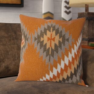 Westall Wool Throw Pillow Cover