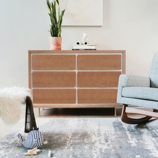 Great choice Novella 6 Drawer Double Dresser by Nursery works Reviews (2019) & Buyer's Guide