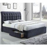 Odstanus Upholstered Storage Sleigh Bed by Red Barrel Studio®