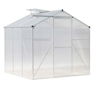 Aizah 6Ft X 6Ft Greenhouse By Sol 72 Outdoor