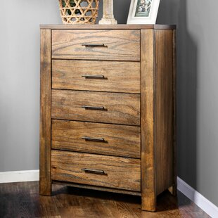 Spencyr 5 Drawer Standard Dresser/Chest