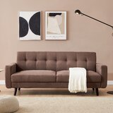 Denton Velvet 78.3 Square Arm Sofa by Corrigan Studio®