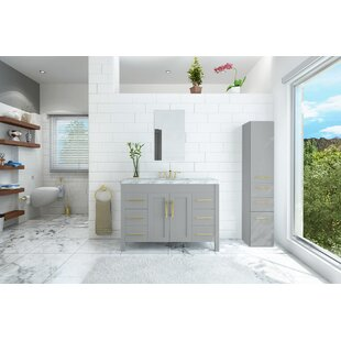 Searching for Mooneyhan 47 Single Bathroom Vanity Set By Wrought Studio