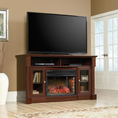 Red Barrel Studio Starkville 71 Tv Stand With Optional Fireplace
