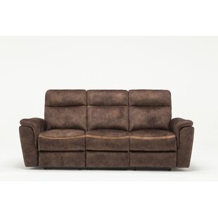 Shop Palu Reclining Sofa by Loon Peak
