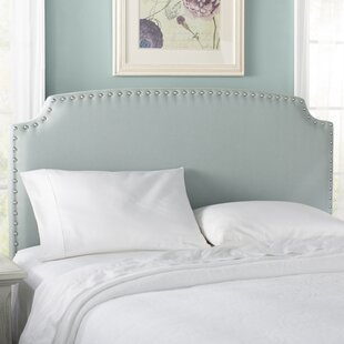 Order Almeida Upholstered Panel Headboard by Darby Home Co