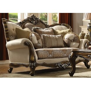 Mccloud Standard Loveseat