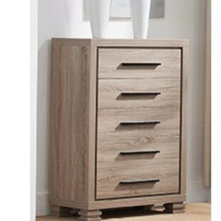 Fukuoka Elegant 5 Drawer Chest