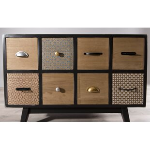 Honezovice 8 Drawer Chest By World Menagerie