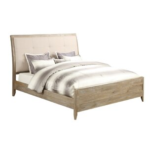 Fedna Upholstered Panel Bed