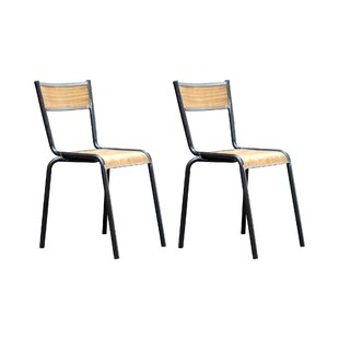 Ayana Solid Wood Dining Chair (Set Of 2) By Williston Forge
