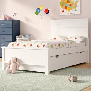 Amarion Twin Panel Bed by Grovelane Teen