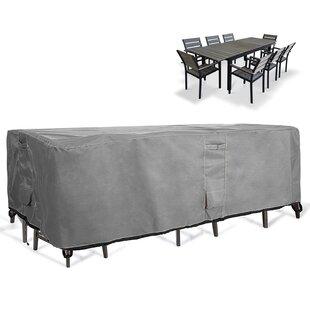 Super Water Resistant Patio Dining Set Cover Short Links Chair Design For Home Short Linksinfo