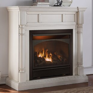 White Indoor Fireplaces You\'ll Love   Wayfair