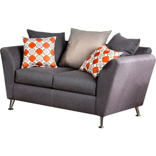 Affordable Mcmurry Contemporary Loveseat by Brayden Studio Reviews (2019) & Buyer's Guide