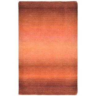 Orange Wool Area Rugs You Ll Love In 2021 Wayfair