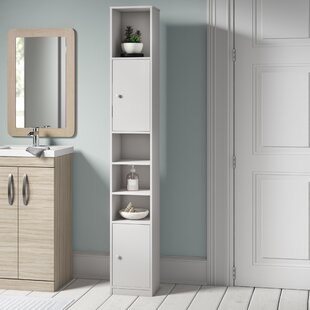 28 X 183cm Free Standing Cabinet By Belfry Bathroom