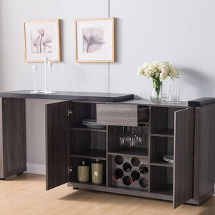 Waldrop Buffet Table with Extendable Table Top by Latitude Run