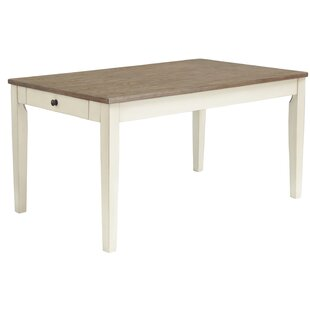 Macklin Solid Wood Dining Table