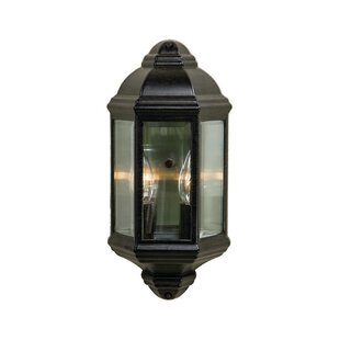 Lester 2-Light Outdoor Flush mount by Charlton Home