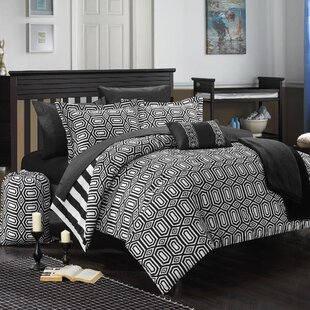 Paris 8 Piece Twin XL Comforter Set