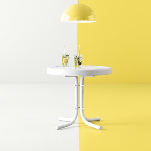 Griffith Steel Side Table By Hashtag Home