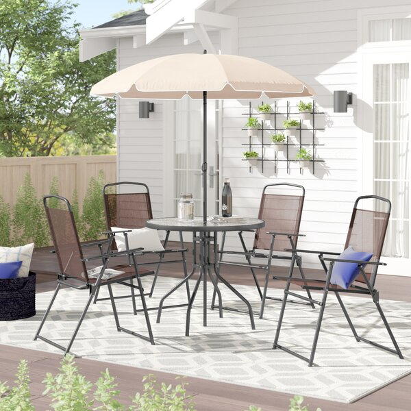 Patio Set Umbrella Hole