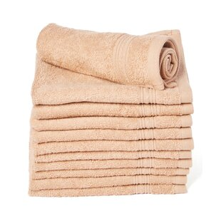 Peabody 100% Cotton Washcloth (Set of 12)