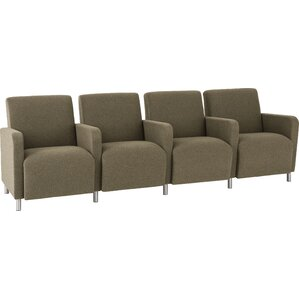 Ravenna Series 4 Seater with Center Arms by ..