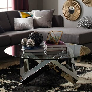Como Coffee Table by Nuevo