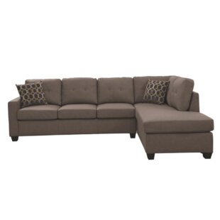 Koumarianos Reversible Sectional by Red Barrel Studio