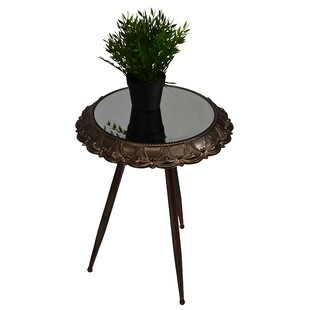 Kaler End Table by World Menagerie