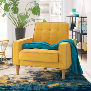 Affordable Price Shayne Convertible Chair by Ivy Bronx Reviews (2019) & Buyer's Guide