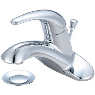 Pioneer Legacy Centerset Bathroom Faucet