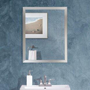 Great choice Westling Aluminum Framed Bathroom / Vanity Mirror ByLatitude Run