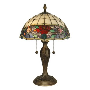 Shop For Rock Tiffany 21.75 Table Lamp By Astoria Grand
