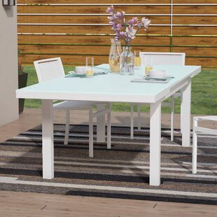 Drumankelly Glass Dining Table by Orren E..