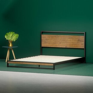 Grimes Platform Bed By Borough Wharf
