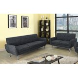Mendoza 2 Piece Living Room Set by Ebern Designs