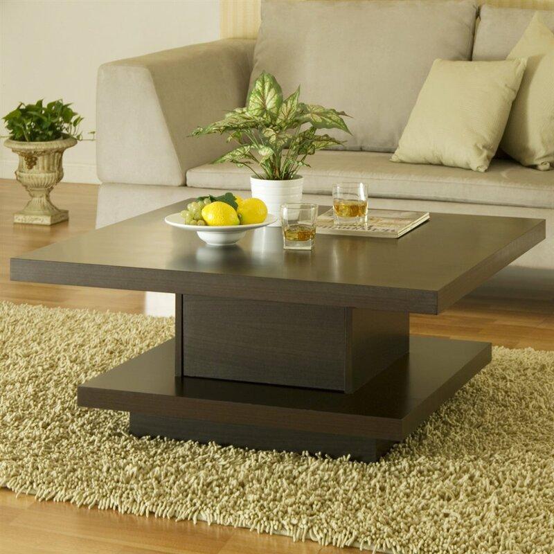 Laroche Square Coffee Table