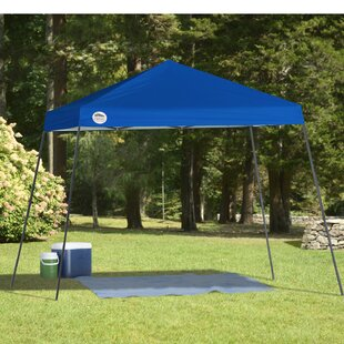 Shade Tech 10 Ft. W x 10 Ft. D Steel Pop-Up Canopy by QuikShade