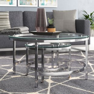Joel 2 Piece Coffee Table Set