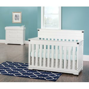 Redmond 4-in-1 Convertible Crib