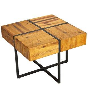 Price Check Zavaleta End Table by Union Rustic