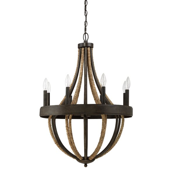 Helga 8 Light Candle Style Chandelier Amp Reviews Birch Lane