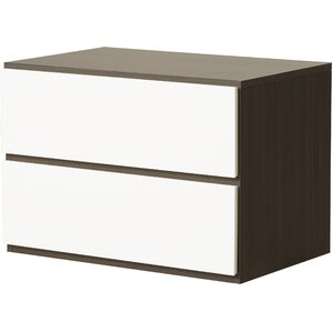 Maryjo 2 Drawer Nightstand by Zipcode Design