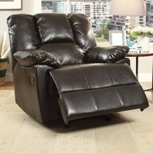 Talamantes Manual Glider Recliner Red Barrel Studio