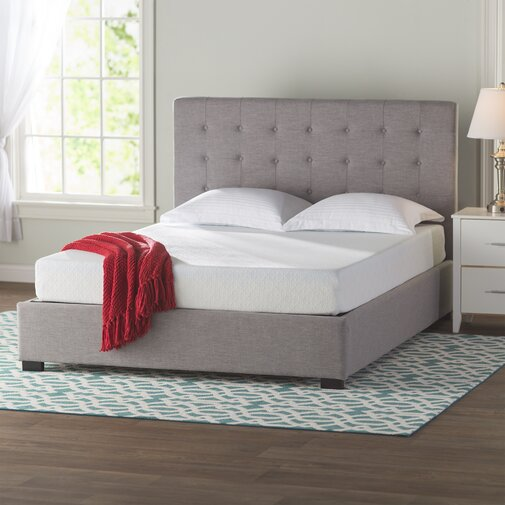 Wayfair Sleep Gel 8in. Medium Memory Foam Mattress