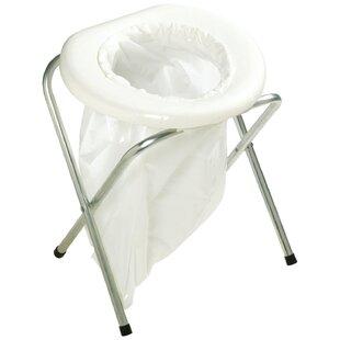 Stansport Portable Round Toilet Seat