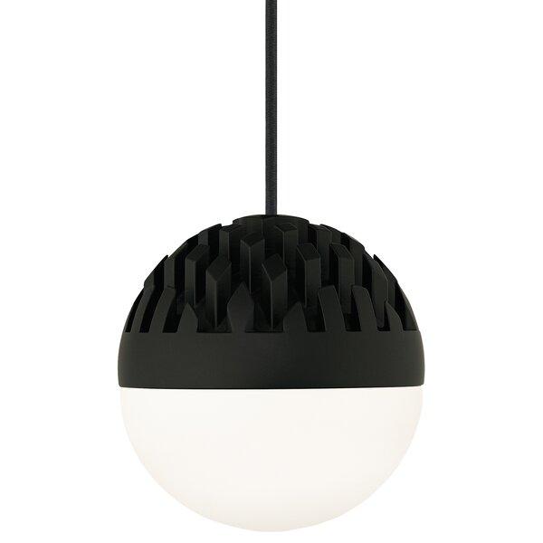 Tech Lighting 1 Light Unique Statement Globe Pendant